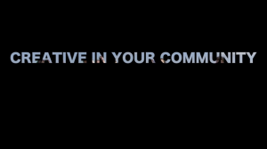 Creative In Your Community